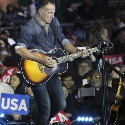 Democrats, Break Up With Bruce Springsteen