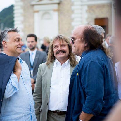 Hogyan állította maga mögé Orbán a magyar rock nagy öregjeit?