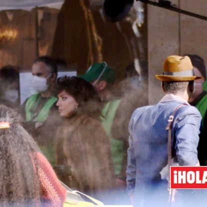 Las primeras imágenes de Lady Gaga en su esperado regreso al cine tras llevarse el Oscar