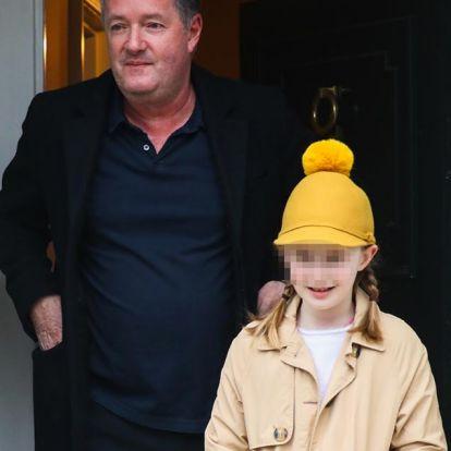 Así es Piers Morgan, el presentador británico más crítico con la esposa del príncipe Harry
