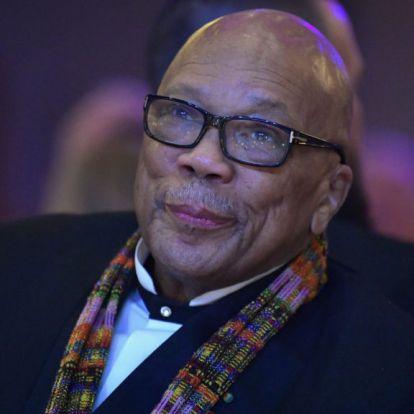 Radics Gigi és Király Linda is közös fotókkal ünnepelte a 88 éves Quincy Jonest