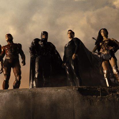 Az Igazság Ligája Snyder cutja sokkal jobb, mint a mozis verzió