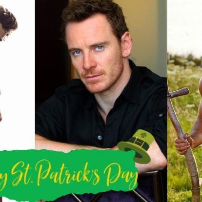 Szent Patrik napjára elhoztuk neked a legszexibb ír pasikat