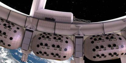Már 2027-ben megnyílhat az első űrhotel