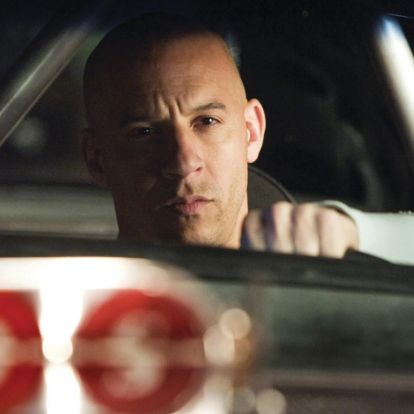 Vin Diesel Hollywood legveszélyesebb sofőrje egy kutatás szerint