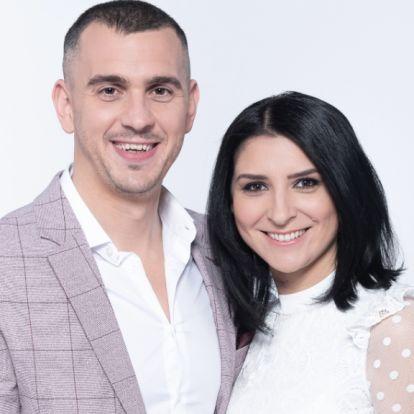 """Cseh Laci és felesége, Diana a gyerekvállalásról: """"Az esküvő óta próbálkozunk"""""""