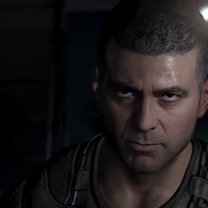 Ilyen lenne a Splinter Cell: Blacklist, ha George Clooney lenne a főszereplője
