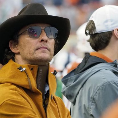 If Matthew McConaughey Runs for Office, Which Role Should He Reprise for the Campaign Trail?