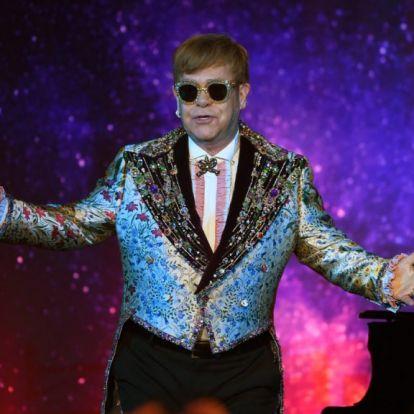 Elton John a Metallicával dolgozik együtt