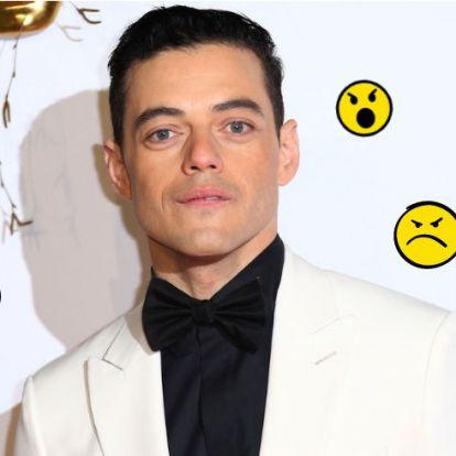 Kiábrándító dolog derült Rami Malekről
