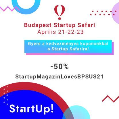 A Startup Safari társalapítója a Startup Maffia következő adásában