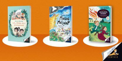 Zseblámpás könyvek – új könyvsorozat 7-10 éveseknek a Pagonytól