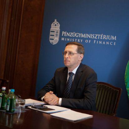 Varga Mihály részt vett a Nemzetközi Valutaalap ülésén