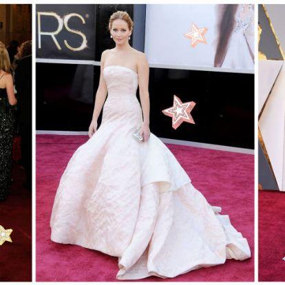 Minden idők 7 legdrágább ruhája az Oscar-gáláról