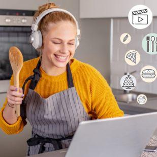 A legtutibb YouTube csatornák, ha meg akarsz tanulni főzni