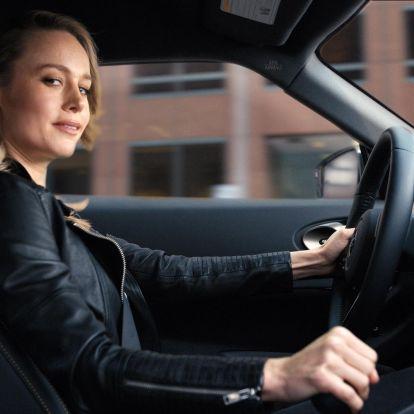 Brie Larson megmutatja, milyen lesz az új Nissan