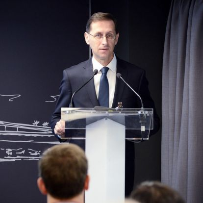 Varga Mihály: A MÁP+ megtakarítások értéke átlépte az 5500 milliárd forintot