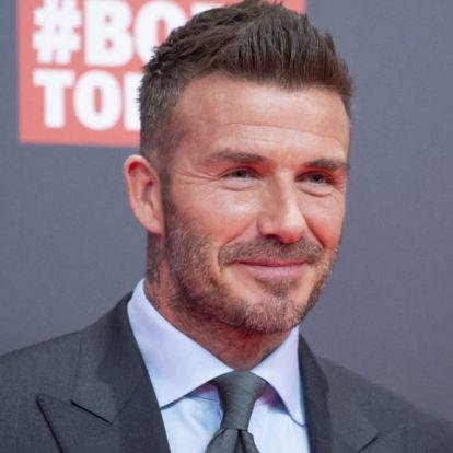 David Beckham sorozatot készít