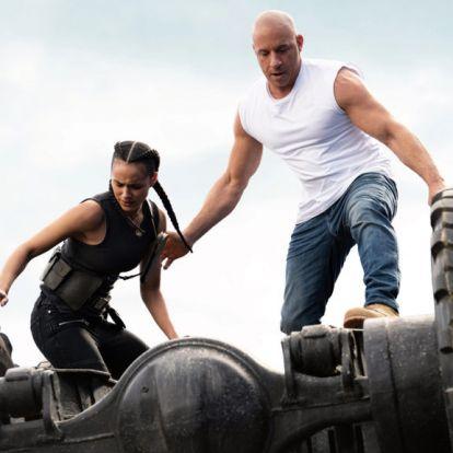Vin Diesel kamionnal lövi ki a vadászrepülőt