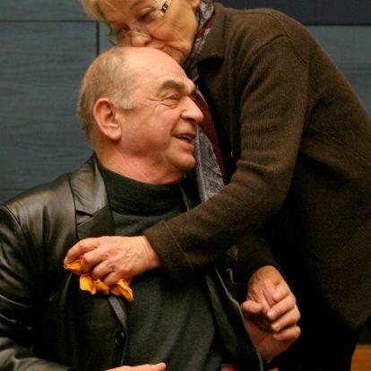 """Bodrogi Gyula Törőcsik Maritól búcsúzik: """"Neki most már könnyebb, ez vigasztal"""""""