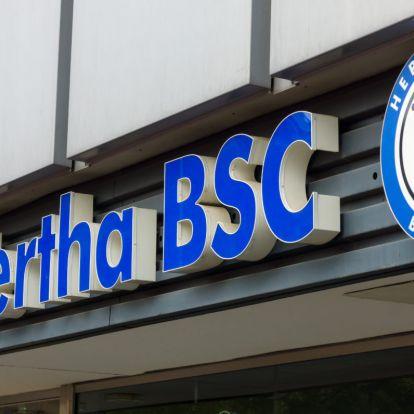 Elhalasztják a Hertha meccseit koronavírusos megbetegedések miatt