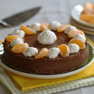 Csupacsoki csokitorta sütés nélkül