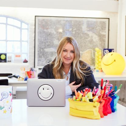 How to turn self-doubt into global success by Anya Hindmarch