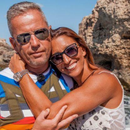 Schobert Norbi 50 éves lett, Rubint Rékától kapott egy újabb autót