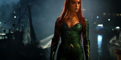 Amber Heard marad Mera az Aquaman 2-ben