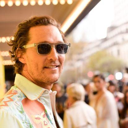 Opinion   The Empty Vessel of Matthew McConaughey