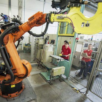 Ózd elbukott a robotokkal szemben, de tudjuk, hogy ezt máshol hogyan előzhetjük meg