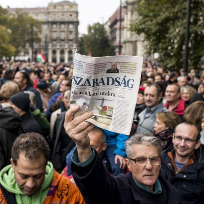 State Sec Dismisses Reporters Without Borders' Criticism of Hungary's Media Freedom