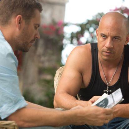 Vin Diesel szerint Paul Walker szelleme hozta el John Cenát az új Halálos iramban-filmbe