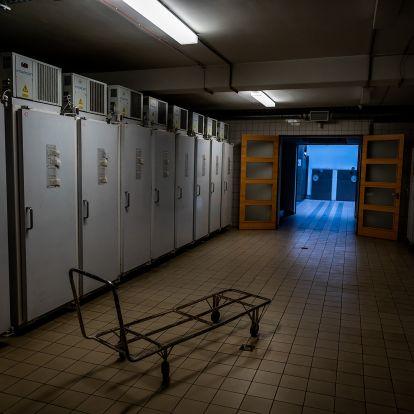 Gondot okoz a covid-halottak tárolása, túlterheltek a temetkezési szolgáltatók és a hamvasztóüzemek