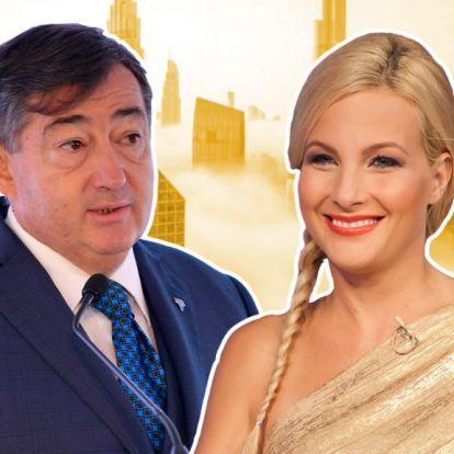 Hivatalos: összeházasodik Várkonyi Andrea és Mészáros Lőrinc