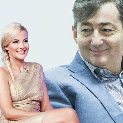 A NER bulvárlapja leleplezte a titkot: Várkonyi Andrea összeházasodik Mészáros Lőrinccel