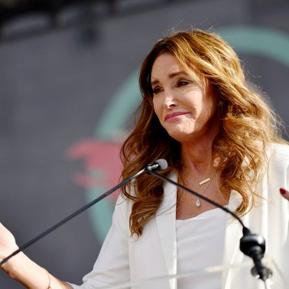 Caitlyn Jenner has infrequently voted. Now she might run for office.
