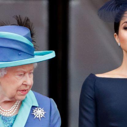 Kiderült, milyen most a kapcsolat Meghan Markle és Erzsébet királynő között