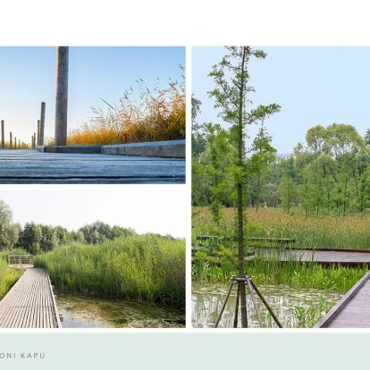 Letarolnák Tihanyban a Balaton-partot egy medencés luxusszálló miatt