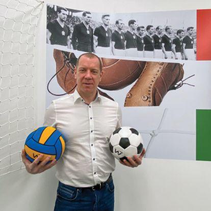 Märcz Tamás: Hobbiszerelem a foci