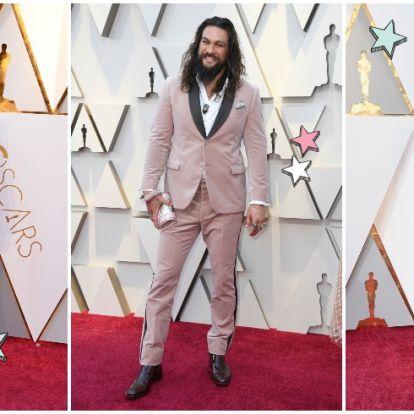Minden idők legstílusosabb férfijai az Oscar-gálákról