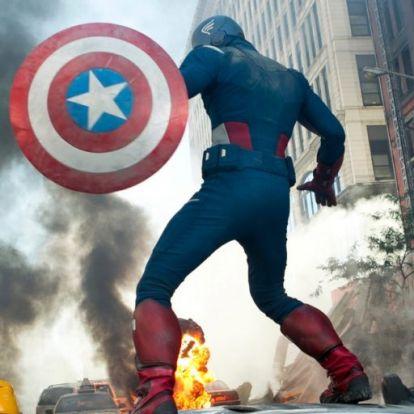 Breaking: Jön az Amerika Kapitány 4!