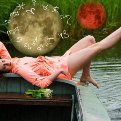 Heti horoszkóp 2021. április 26-május 2.: Összekuszálja a szálakat a keddi telihold