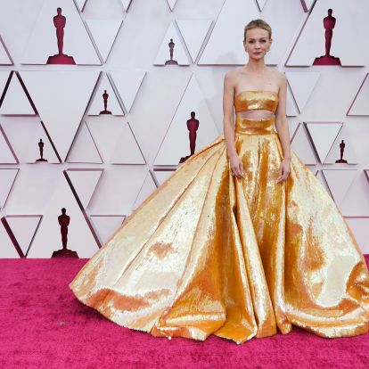 The Best Fashion Looks At The 2021 Oscars Are Too Good To Miss