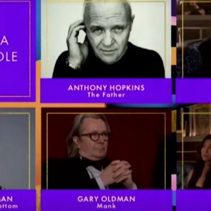 A nomádok földje kapta a legjobb film Oscarját