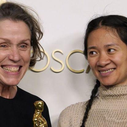 A Nomádok földjéről szólt a rendhagyó idei Oscar-gála
