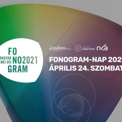 Fonogram 2021 - Íme, az idei zenei díjátadó hazai és külföldi nyertesei