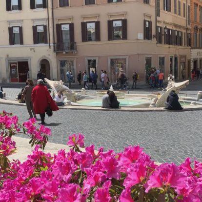 Lazítanak a korlátozásokon Olaszországban