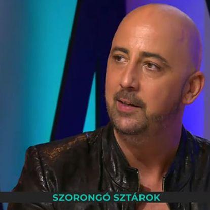 """Dobrády Ákos: """"Hiába fogyok le, a fejem akkor is nő tovább"""""""