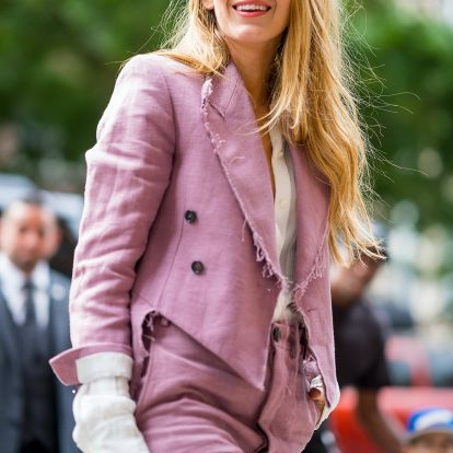Blake Lively's Nike Air Max 1 Sneakers Go With Every Outfit She Owns